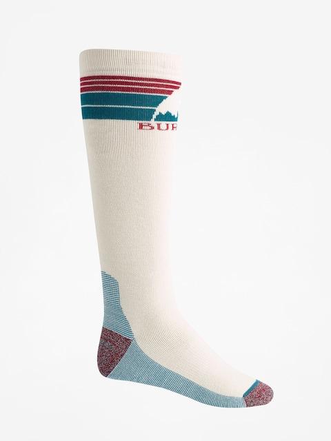 Ponožky Burton Emblem Midweight (canvas)
