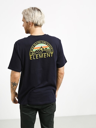 Tričko Element Odyssey (eclipse navy)