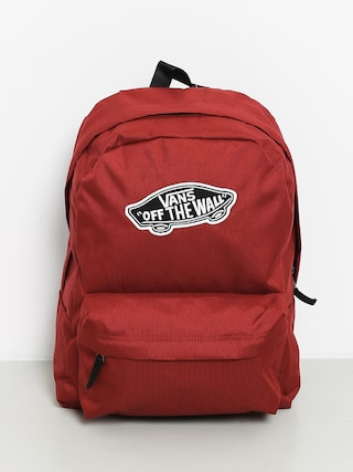 Batoh Vans Realm Wmn (biking red)
