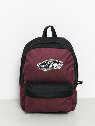 Batoh Vans Realm Wmn (prune/black)