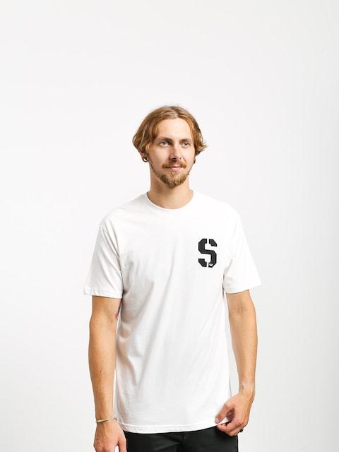 Tričko Supra Stencil