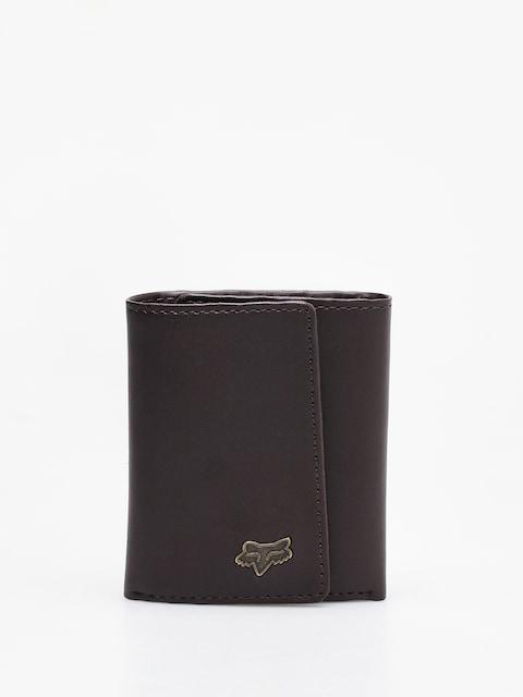 Peněženka Fox Trifold Leather (brn)