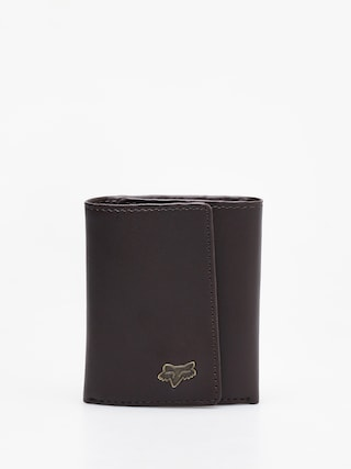 Penu011bu017eenka Fox Trifold Leather (brn)
