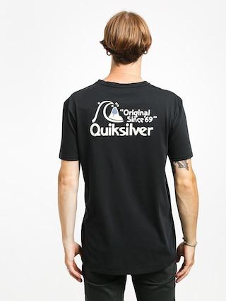 Triu010dko Quiksilver Bouncing Heart (black)