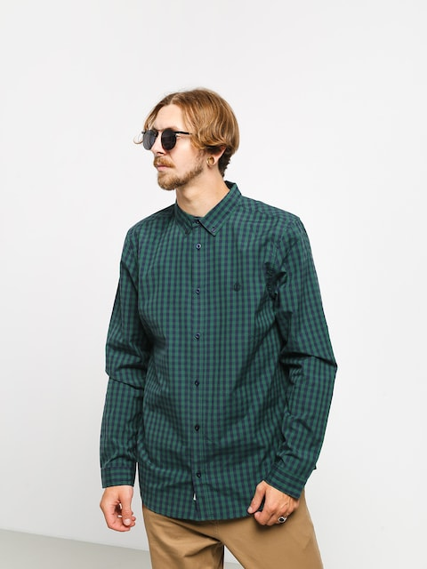 Košile Element Icon Gingham (navy)
