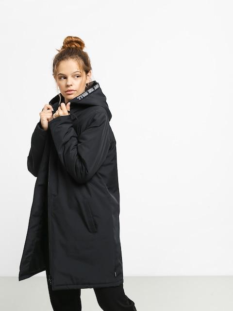 Bunda Vans Alli Sidestripe Wmn (black)