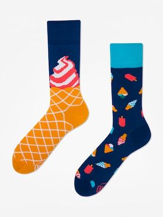 Ponožky Many Mornings Ice Cream Dream (blue)