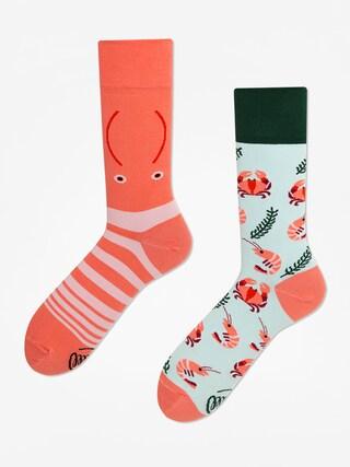Ponožky Many Mornings Frutti Di Mare (blue/coral)