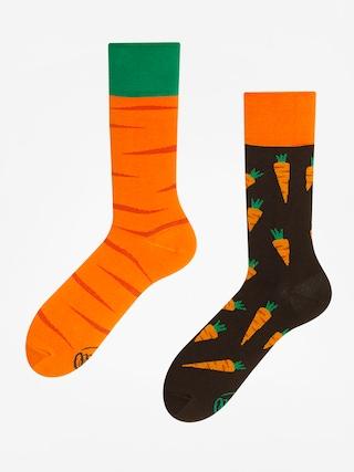 Ponožky Many Mornings Garden Carrot (orange/brown)