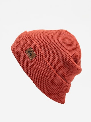 u010cepice Quiksilver Performed Beanie (burnt brick)