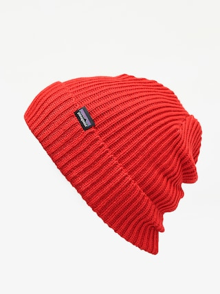 u010cepice Patagonia Fishermans Rolled Beanie (rincon red)
