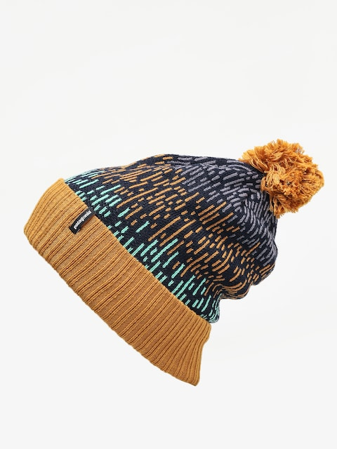 Čepice Patagonia Powder Town Beanie (melt down/hammonds gold)