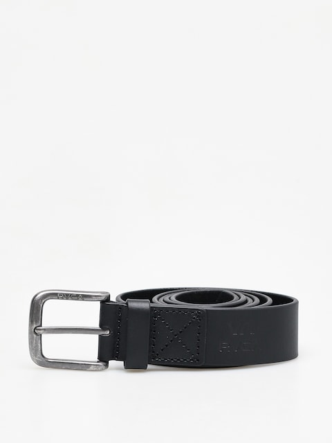 Pásek RVCA Truce Leather (black)