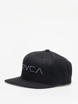 Ku0161iltovka  RVCA Rvca Twill Snapback ZD (black/charcoal)