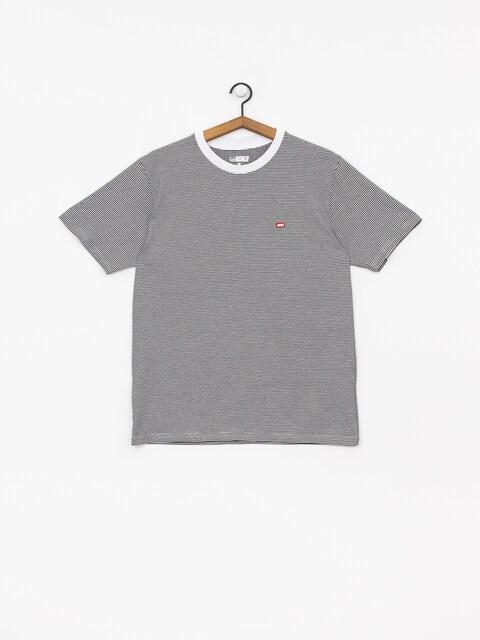 Tričko Koka Stripes Label