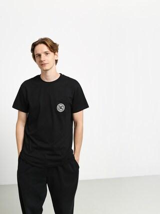 Tričko DC Basic Pocket (black)