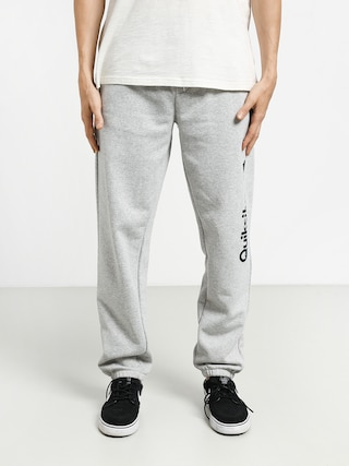 Kalhoty Quiksilver Track Pant Screen (light grey heather)