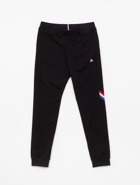 Kalhoty Le Coq Sportif Pant Regular N1 (black)