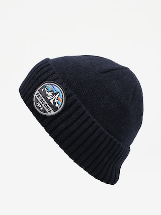 u010cepice Patagonia Brodeo Beanie (fitz roy scope/navy blue)