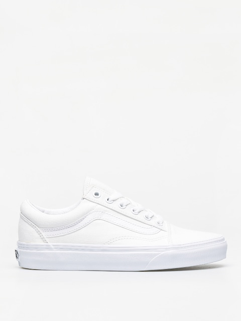 Boty Vans Old Skool (true white)