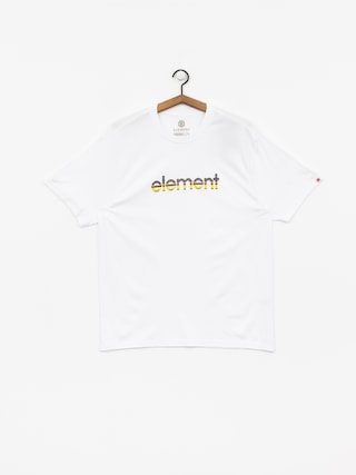 Tričko Element Eddie (optic white)