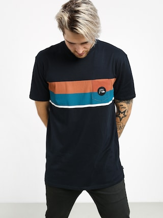 Triu010dko Quiksilver Multiply Stripe (sky captain)