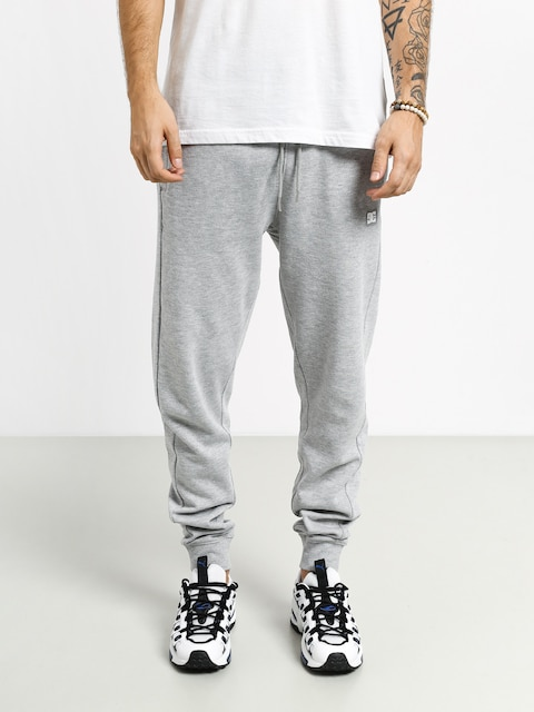 Kalhoty DC Rebel (grey heather)