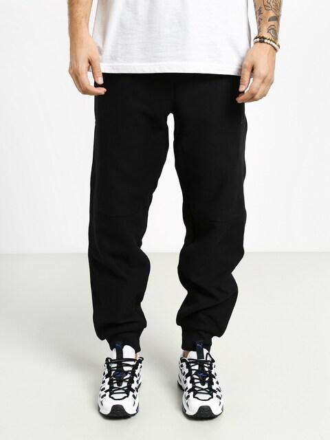 Kalhoty Carhartt WIP American Script Jogging (black)