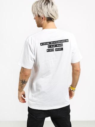 Tričko Vans X Baker (white)