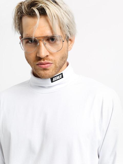 Triko Koka Turtleneck (white)