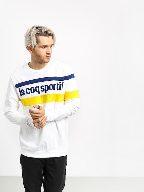 Mikina Le Coq Sportif Saison Crew N1 (n o w/blue depth)