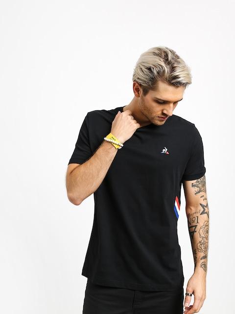 Tričko Le Coq Sportif N2 (black)