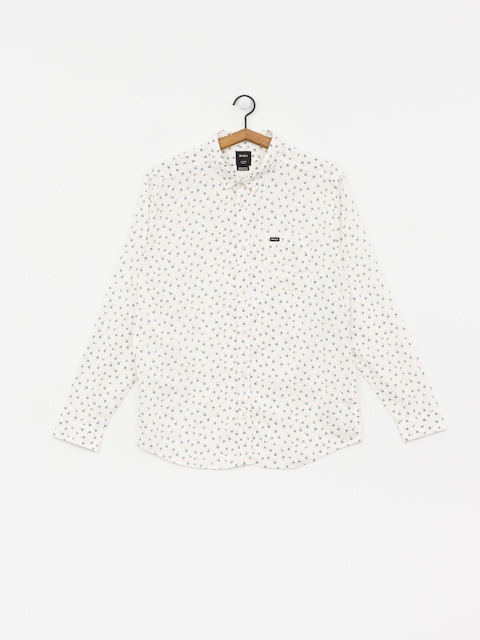 Košile RVCA Prelude Floral Ls (antique white)