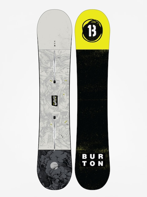 Snowboard Burton Descendant (multi)