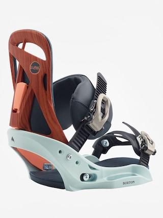 Snowboardovu00e9 vu00e1zu00e1nu00ed Burton Scribe Est Wmn (wood grain jane)