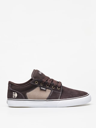 Boty Etnies Barge Ls (brown/tan/gum)