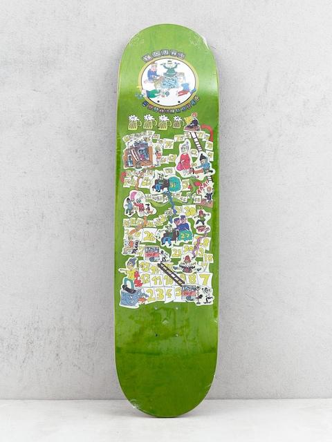 Deska Youth Skateboards The Game (green)