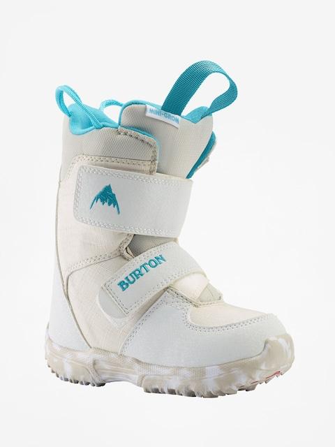 Boty na snowboard Burton Mini Grom (white)
