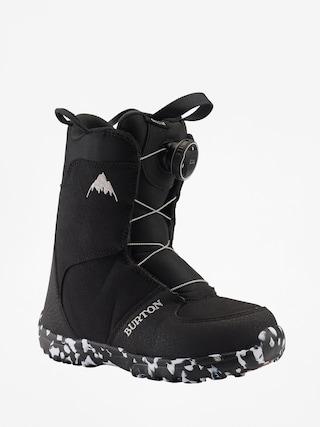 Boty na snowboard Burton Grom Boa (black)