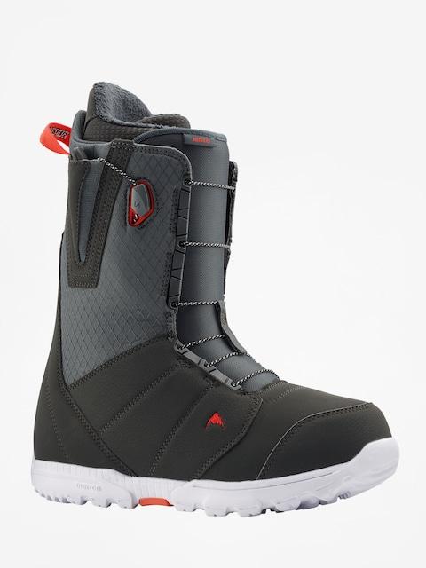 Boty na snowboard Burton Moto (gray/red)