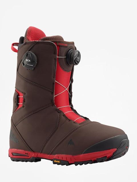 Boty na snowboard Burton Photon Boa (brown/red)