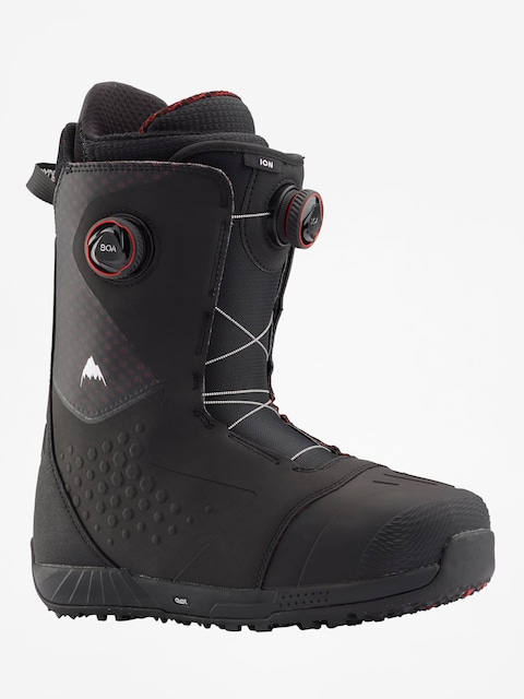 Boty na snowboard Burton Ion Boa (black/red)