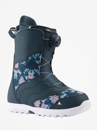 Boty na snowboard Burton Mint Boa Wmn (midnite blue/multi)