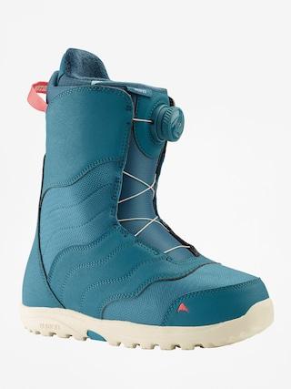 Boty na snowboard Burton Mint Boa Wmn (storm blue)