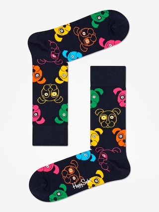 Ponou017eky Happy Socks Dog (navy/multi)