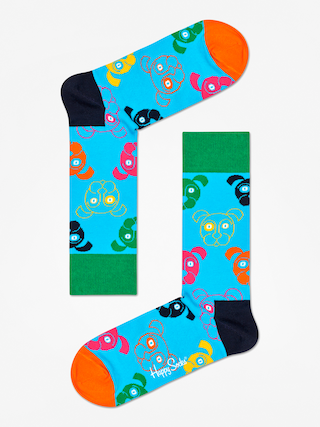 Ponou017eky Happy Socks Dog (blue/multi)
