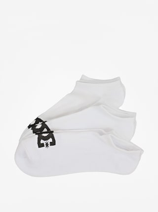 Ponožky DC Spp Dc Ankle 3Pk (snow white)