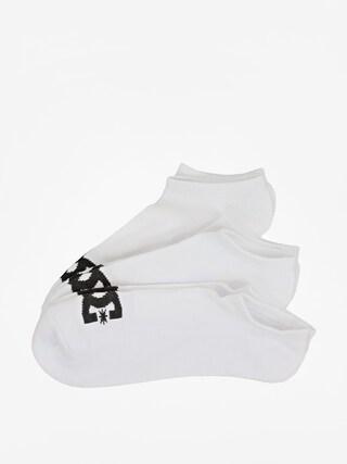 Ponou017eky DC Spp Dc Ankle 3Pk (snow white)