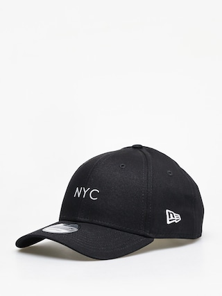 Kšiltovka  New Era Nyc Seasonal 9 Forty ZD (black/white)