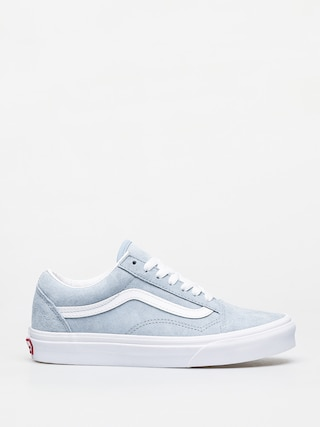 Boty Vans Old Skool (pig suede/blue fog/true white)